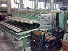 hot press for blockboard Pelleg