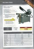 Used BAND SAW MANUAL