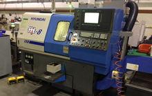 Used CNC lathe HYUND
