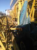 Alfa tower crane with remote co