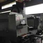 Vertical machining center haas