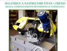 FMB TITAN sawmill
