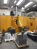 Horizontal machining center MAN
