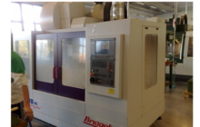 Bridgport vertical machining ce