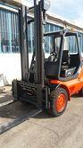Forklift used LINDE H 40 D