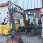 Volvo crawler excavator for sal