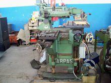 Pantograph PARPAS mod. PT-15