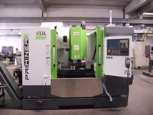 ALPHA CENTER Vertical Machining