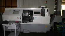 Used CNC lathe GOODW