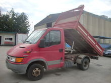 IVECO DAILY 35C10 BRACKET WITH