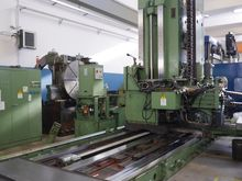 milling machine mobile upright
