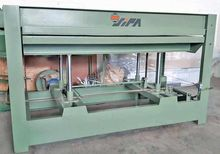 Hydraulic cold press Sipa