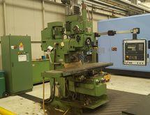 Milling machine rambaudi cnc