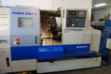 CNC horizontal lathe DAEWOO PUM