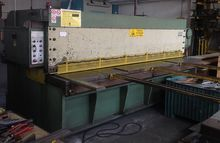 Vimercati sheet metal guillotin