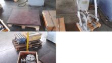 Various mechanical equipment