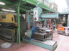 Bergamo TM50 Radial Drill