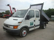 IVECO DAILY 35C10 DOUBLE CABIN