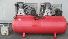 CGA tandem compressor 500 lt