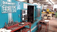 CNC / CNC DUPLOSTANDARD DIAMANT
