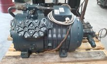 Compressor for industrial refri