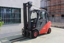 Forklift used LINDE H35D 393