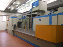 UV technology painting plant