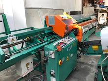 Cutting line PEDRAZZOLI BROWN S