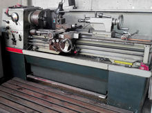 Used precision parallel lathe