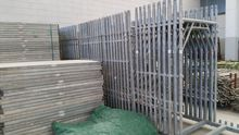 Galvanized scaffolds Dalmine