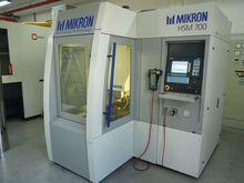 Mikron Milling Machine - HSM 70