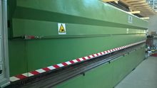 CNC 8000 mm Gabella Folding Mac