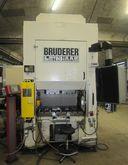 Bruderer Mechanical Press 125 T
