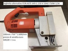 Alternative saw FEIN ASTE 649 -