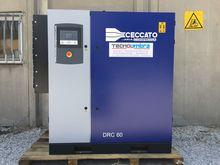 DRC 60 IVR Screw Compressor