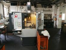 Vertical Used HAAS Machining Ce