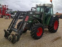 Tractor Agricol Fendt 208 S