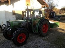 Tractor Agricol Fendt 270 P