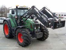 Agricultural Tractor Fendt 412