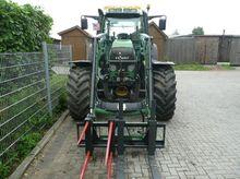 Agricultural Tractor Fendt 716
