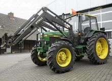 Agricultural Tractor John Deere