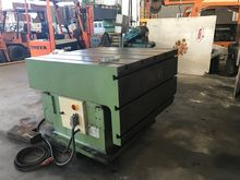 NOVISA tilting table 6 Ton