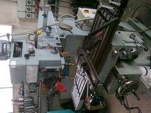 Quick head milling machine