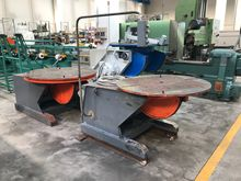 Stock of rotary table positione