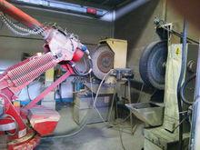 Robot comau 200kg on the wrist