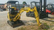 Mini excavator used komatsu pc0