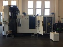 Horizontal machining center Kon