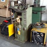 CEA punching machine and weldin