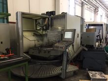 DMU 80 T 5 axis machining cente