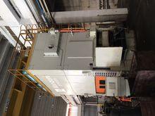 Manzoni press 630 ton with extr